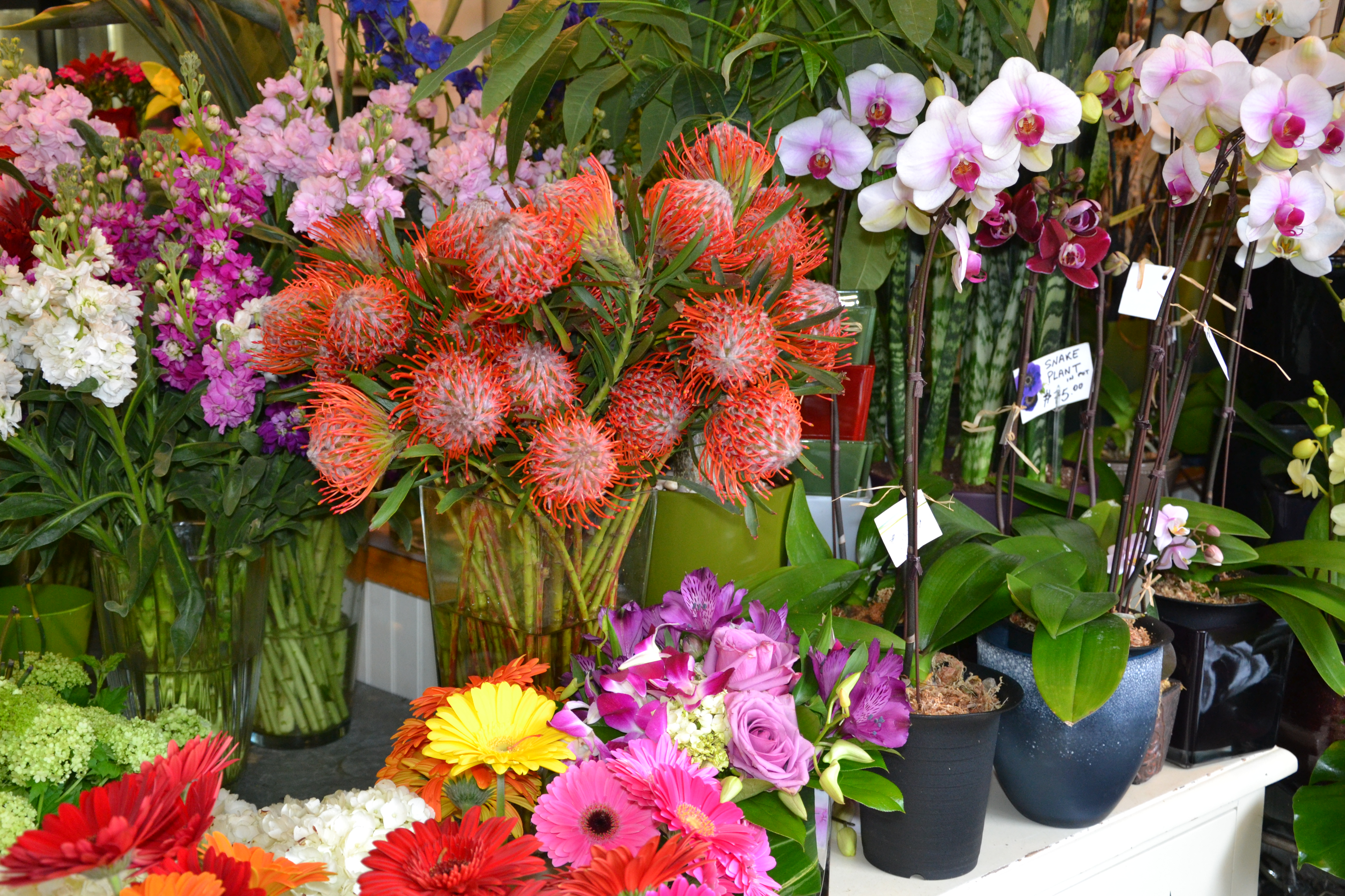 best florist in Vancouver